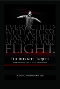 Promotional Poster for the movie The Red Kite Project.